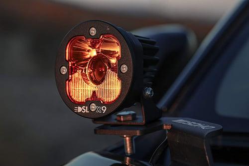 Image of Special Lighting Laser X9 Light Round, Pod LED
