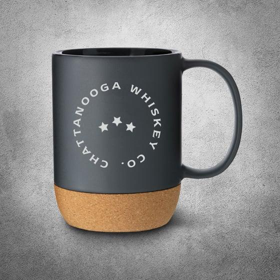 Image of Chatt Whiskey Cork Bottom Coffee Mug