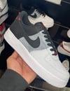 Air Force 1 / Grey, White, Black