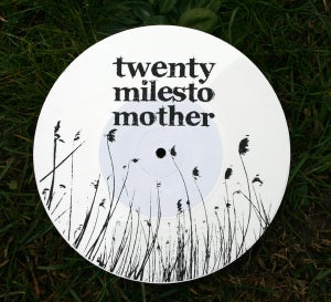 """Image of TWENTY MILES TO MOTHER """"S/T"""" one sided 7"""""""