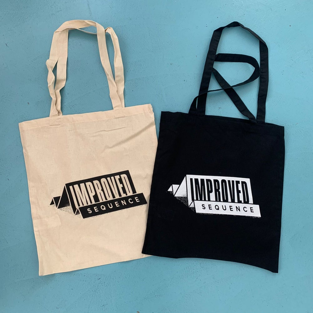 Improved Sequence Tote Bag