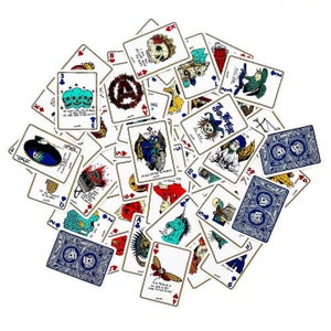 Image of Paradox Playing Cards by Hirotton