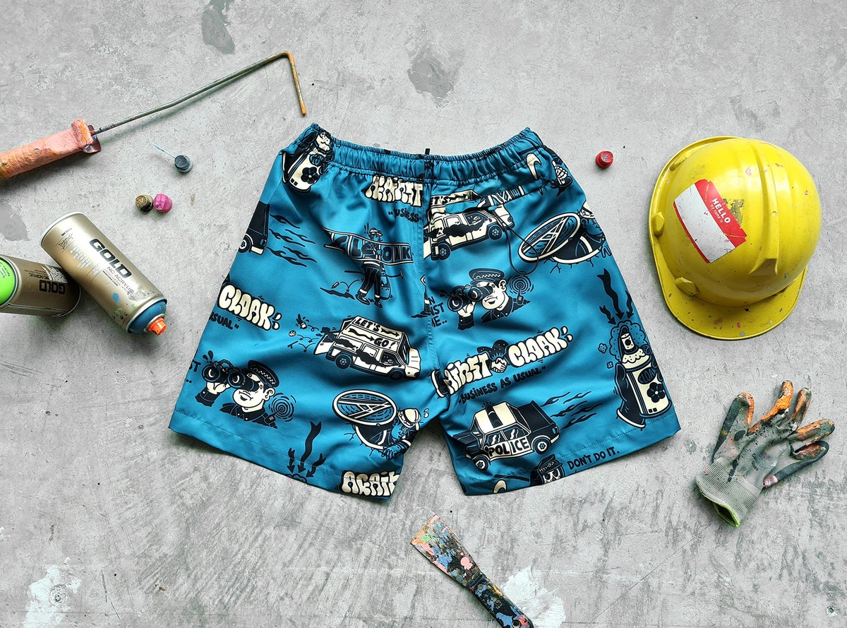 Business as Usual shorts