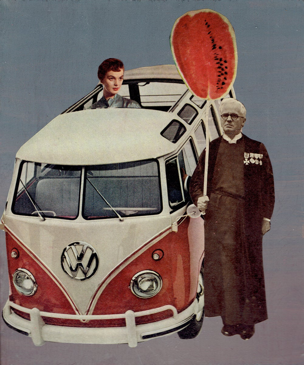 Image of THE VW BUS