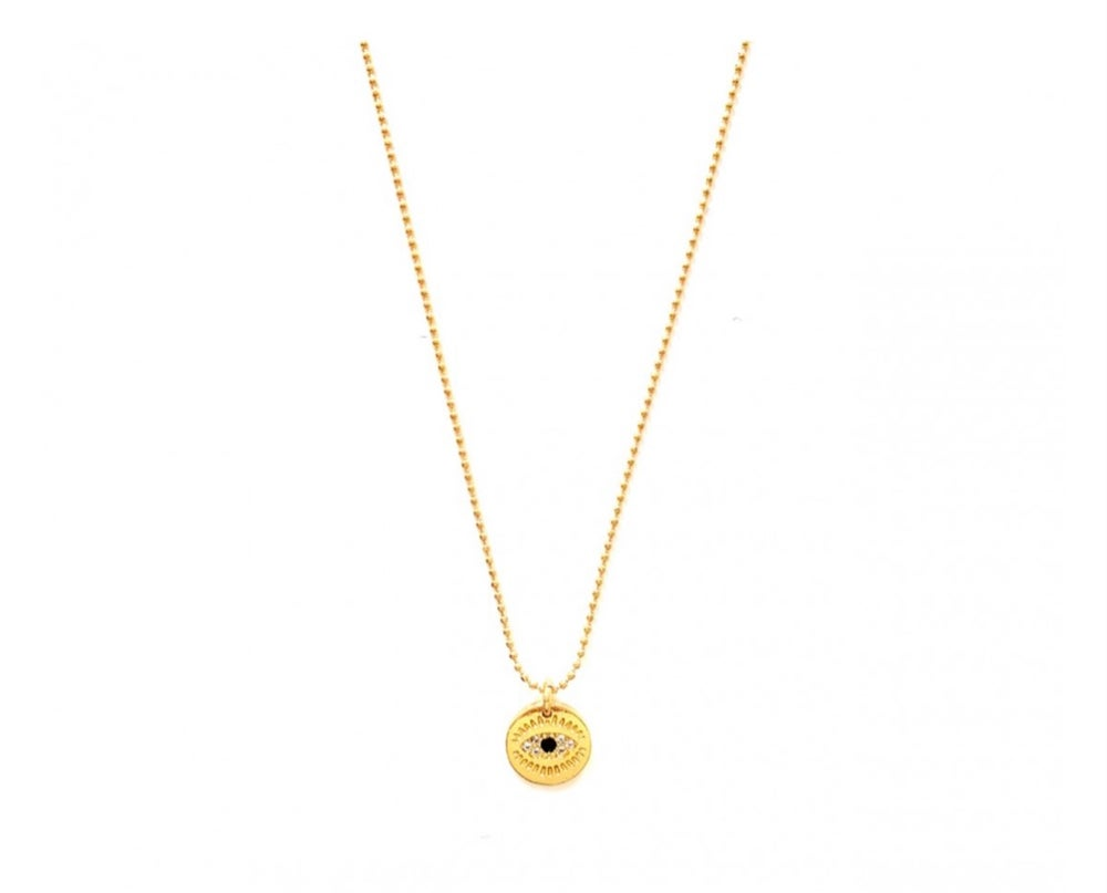 Image of I Protect You Necklace