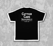 """Image of """"Cutter Cars"""" Tee, Black"""