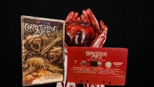 Image of Corpsefucking Art - Splatter Deluxe