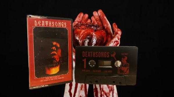 Image of Hallowed Butchery - Deathsongs