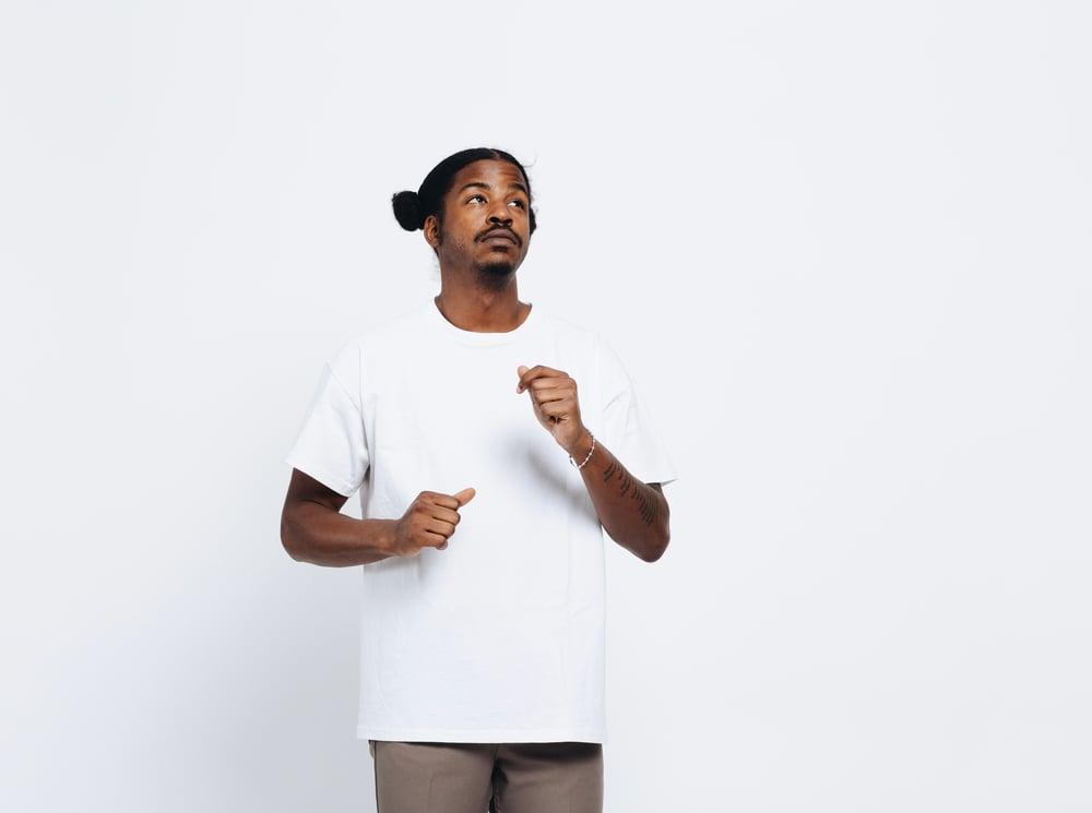 Image of Classic White T-shirt