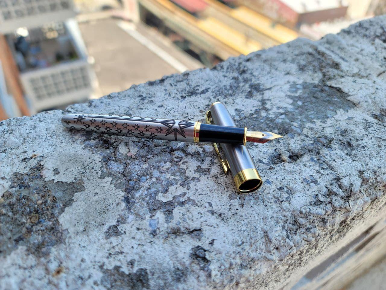 Steel Fountain Pen