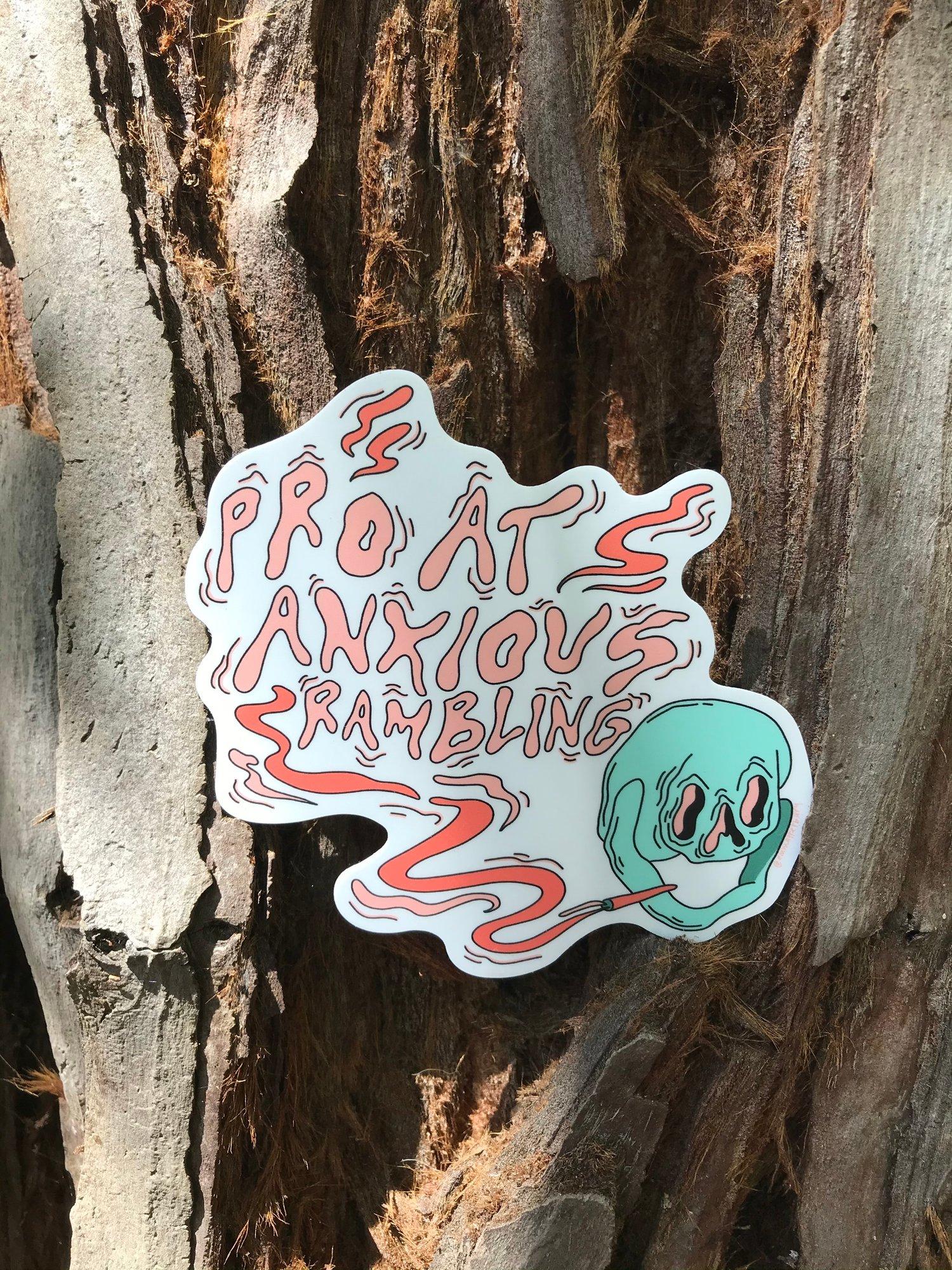 Image of Rambling Sticker