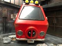 1:12 scale Deadpool Van