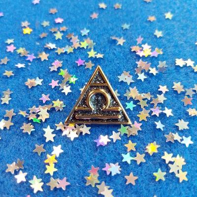 Image of Libra Air Soft Enamel Pin