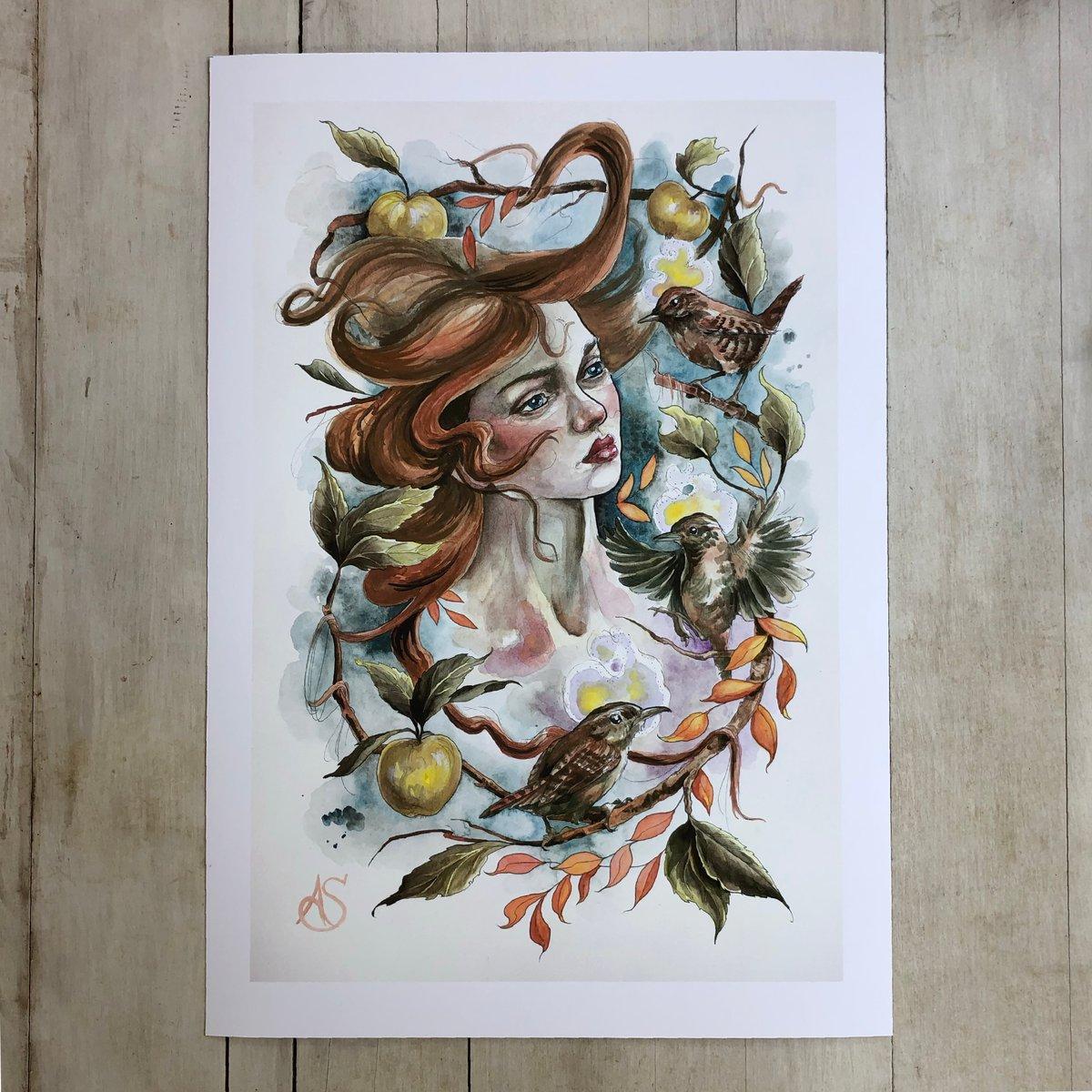 "Cliodhna   14 X 20"" Large Print"