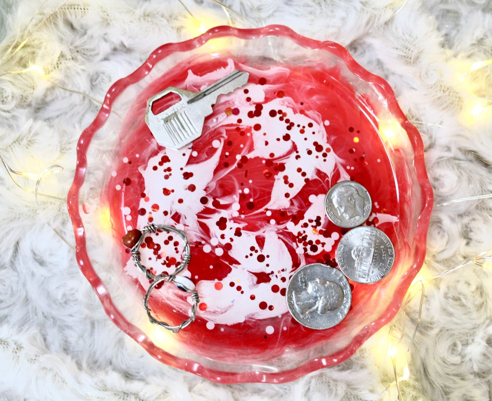 Image of Glitter Red