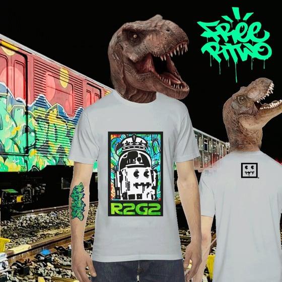 Image of King R2 GRAFFITI Tee