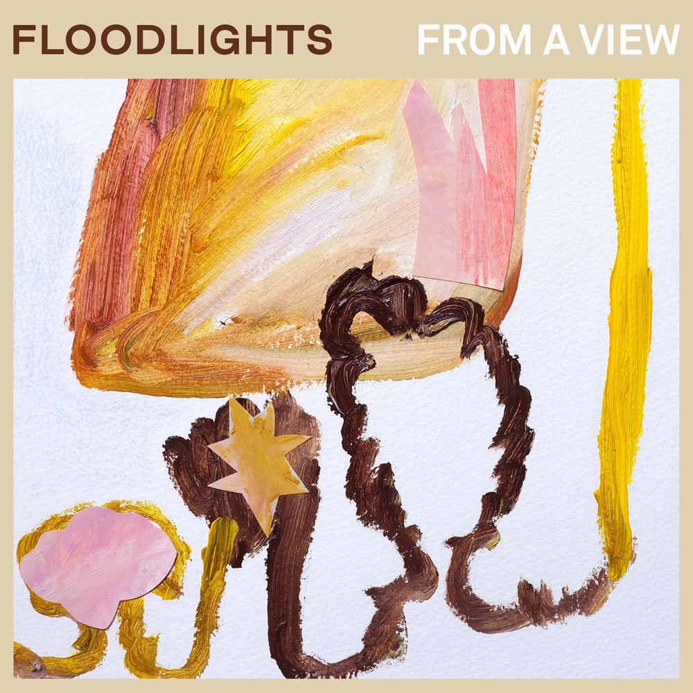"""Image of Floodlights """"From a View"""" Vinyl"""