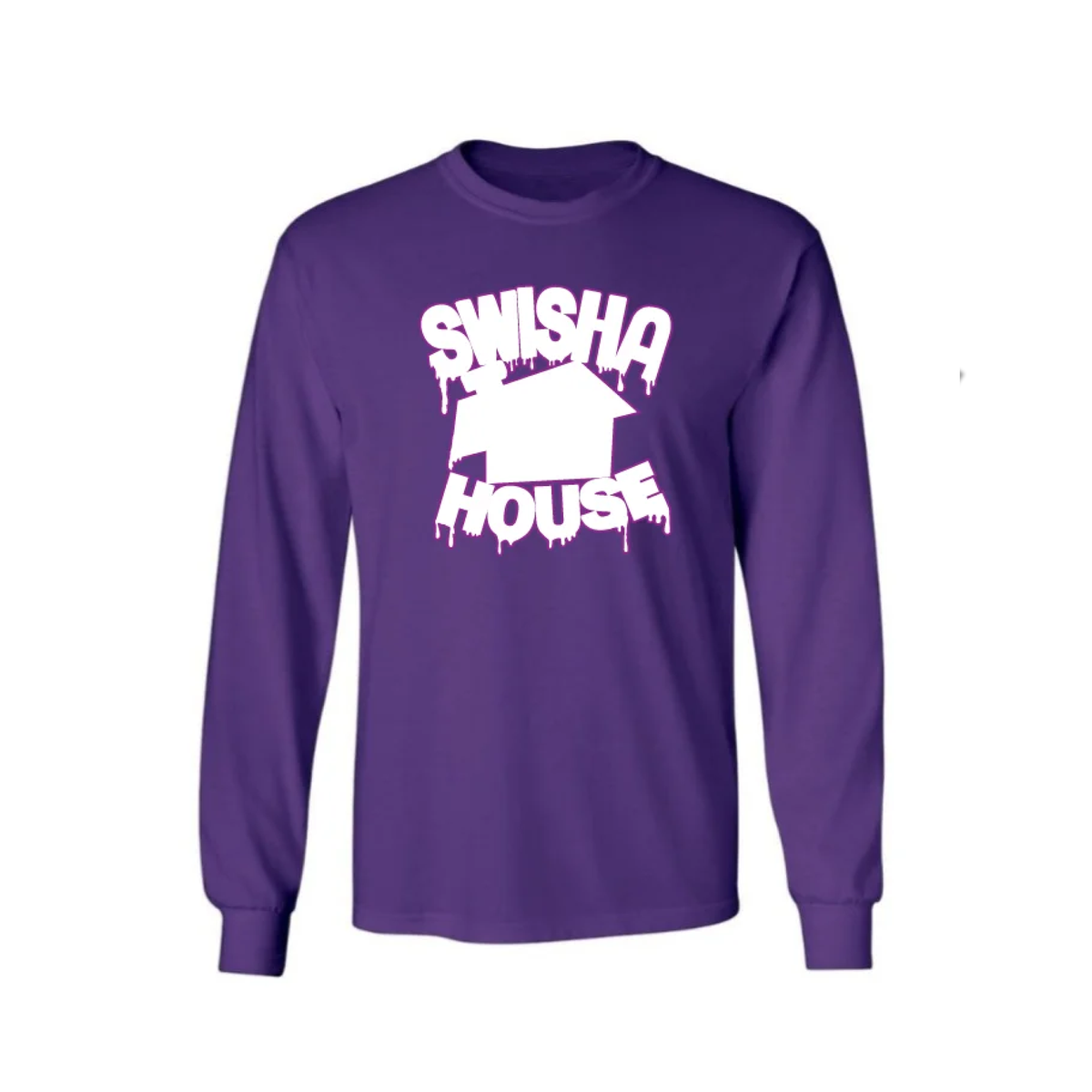 """Image of Swishahouse Limited Edition """"Drip"""" Long Sleeve T"""