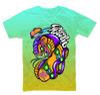 Kids Skate Snake All Over Print Shirt