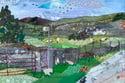 Llwybr Chwarel/Quarry Path Print