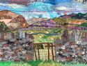 Lliwiau Eryri/Colours of Snowdonia Print