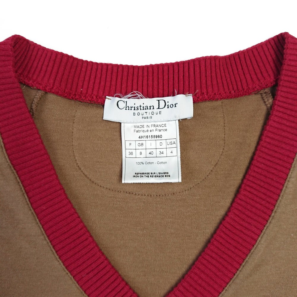 Image of Dior 2004 Rasta Collection T Shirt