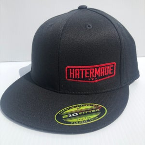 Image of Hatermade Tag- Red Outline or White