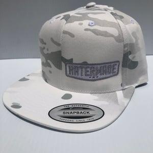 Image of SnapBack White Multicam TAG