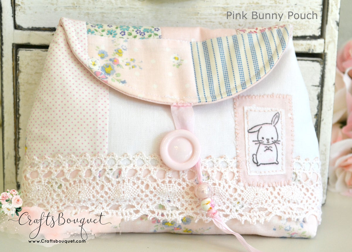 Image of Shabby Chic Pouches