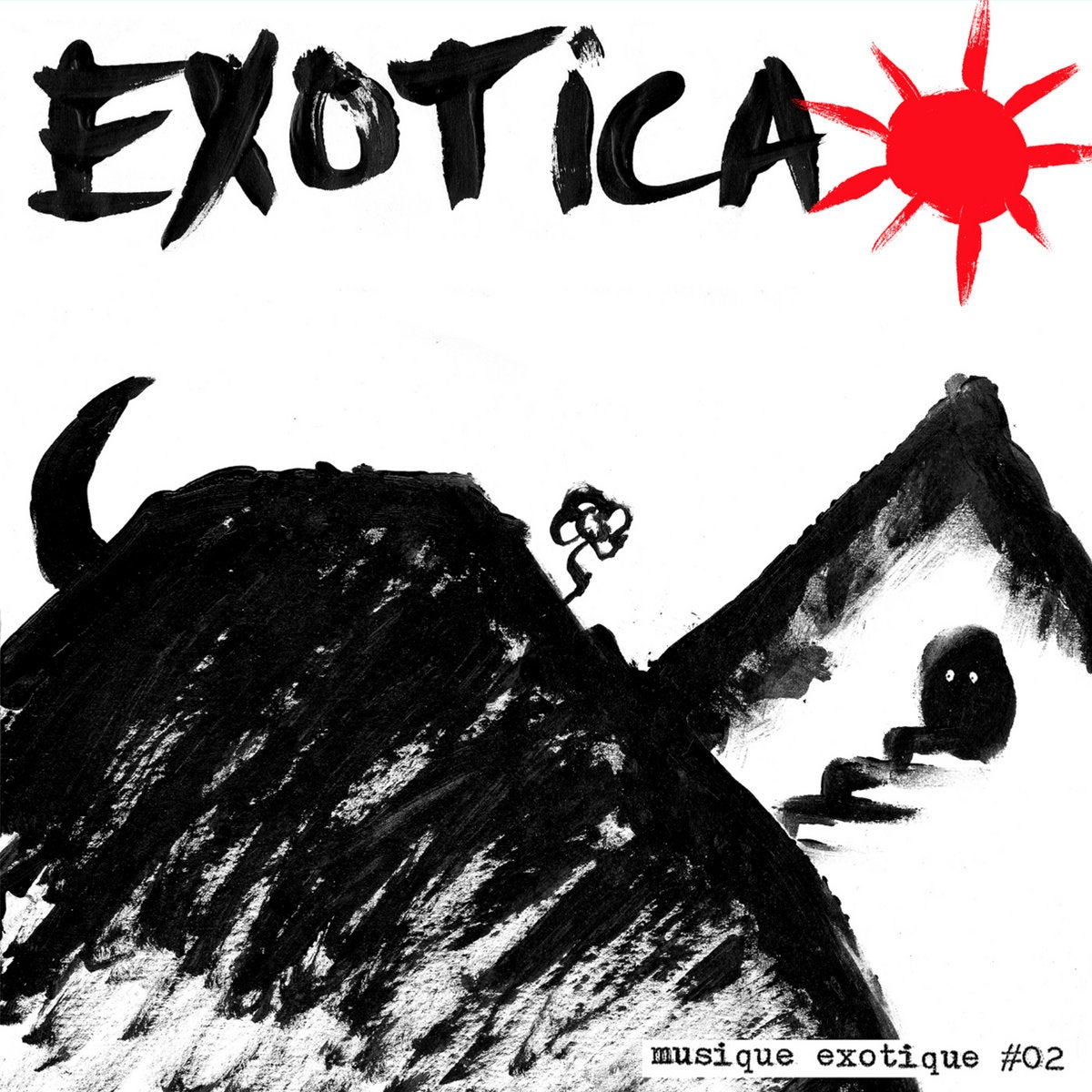 Image of EXOTICA - Musique Exotique #2 LP