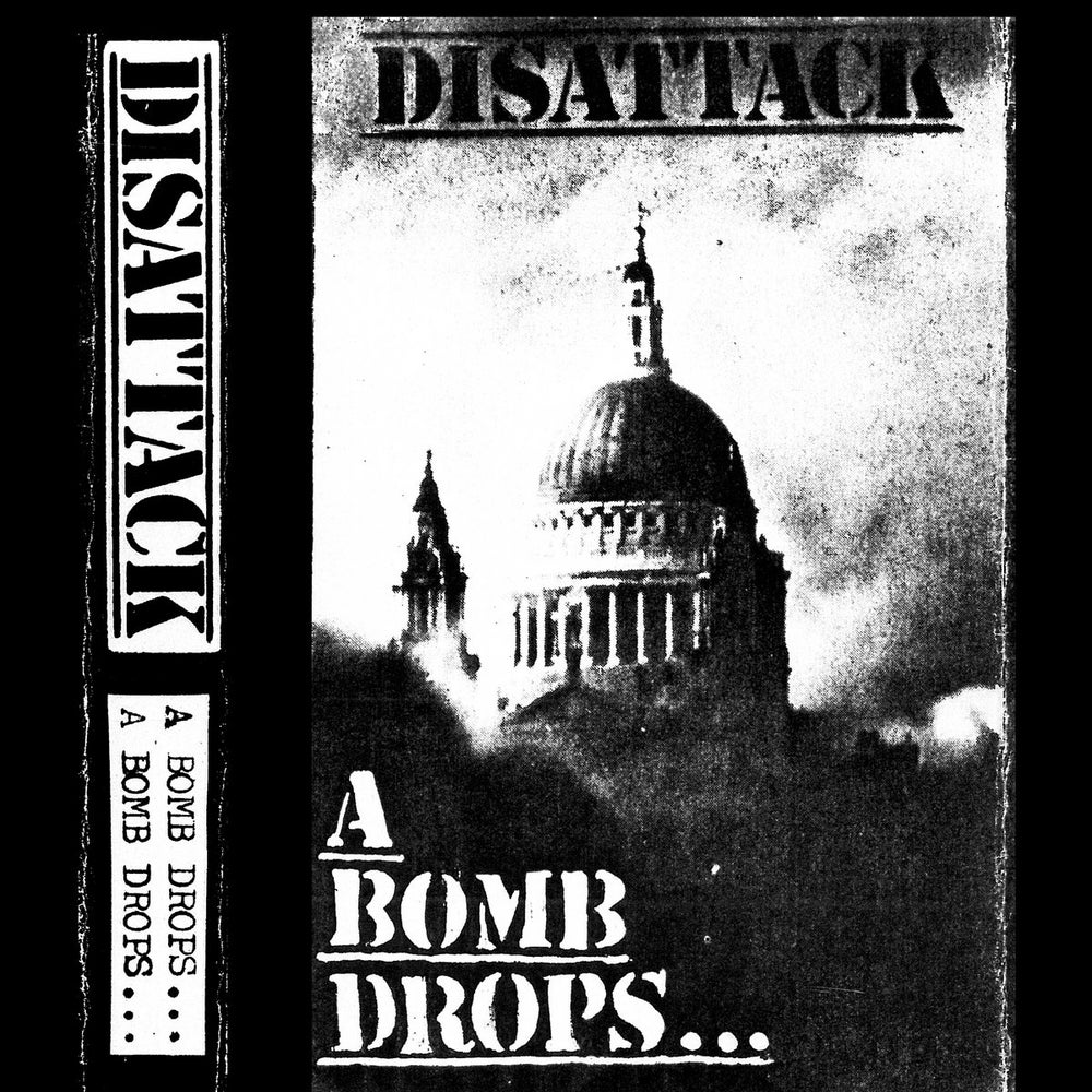 Image of DISATTACK - A Bomb Drops... LP