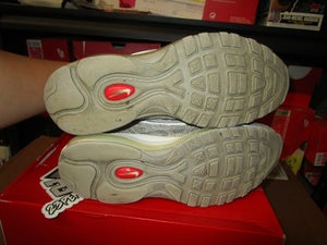 """Image of Air Max 98 x Supreme """"Snakeskin"""" *PRE-OWNED*"""