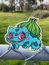 "Bulba 3.5"" Sticker"