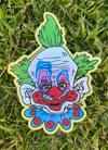 "Killer Klowns HOLO 4"" Sticker"