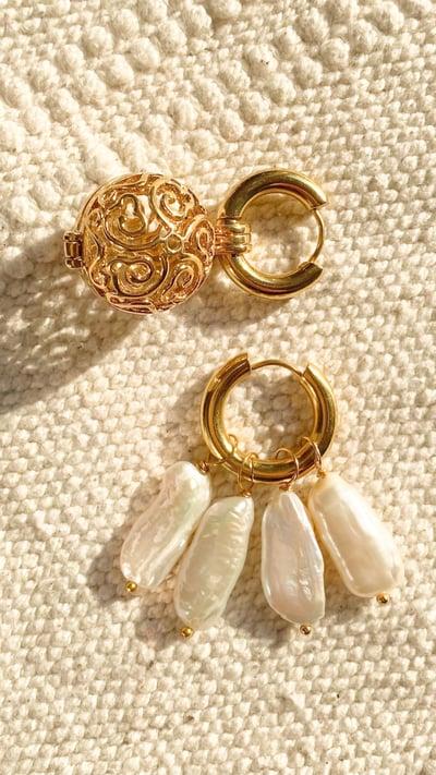 Image of Bali earrings