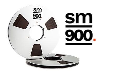 """Image of SM900 1/4"""" X2500' 10.5"""" Metal Reel Hinged Box"""