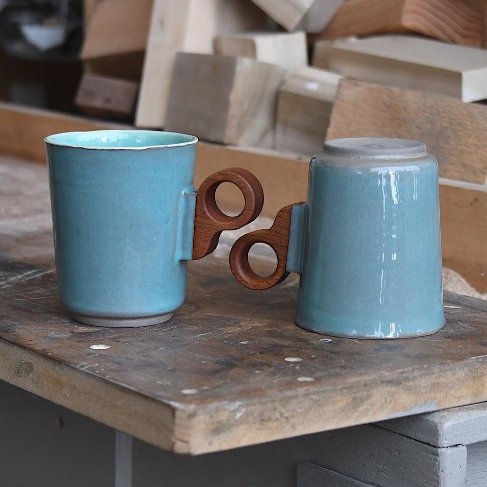Image of dovetail mugs (no12 & 13)