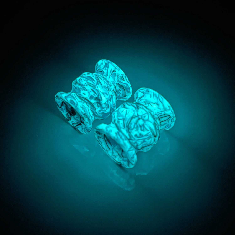 Image of *1 per person* Large Turquoise Glowfetti