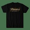 MANDERS-KING OF COWBOYS SHIRT (BLACK)