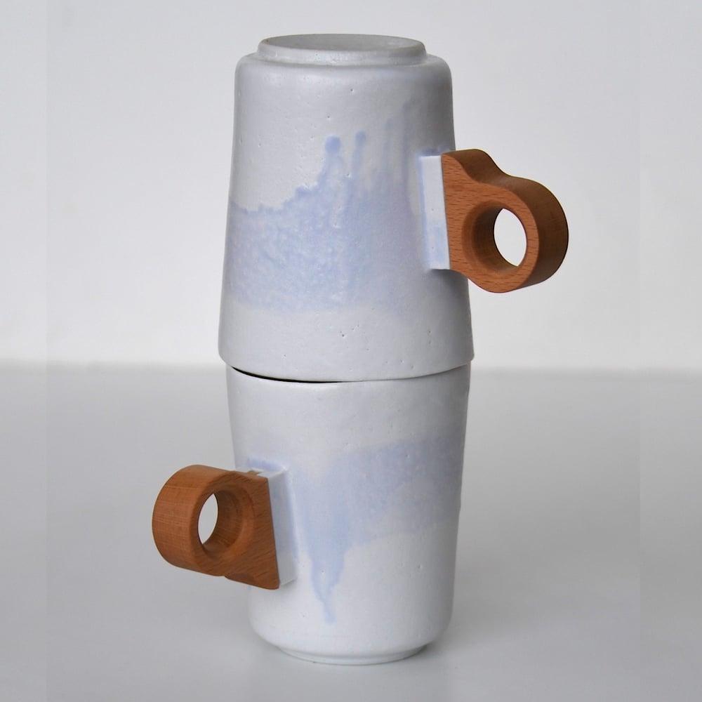Image of dovetail mugs (no25 & 26)