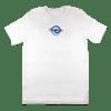 $10 Embroidered Logo Tee (White)