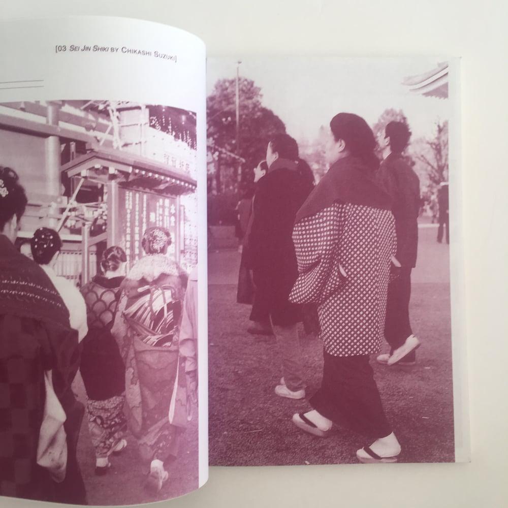 Purple Fiction Issue 3