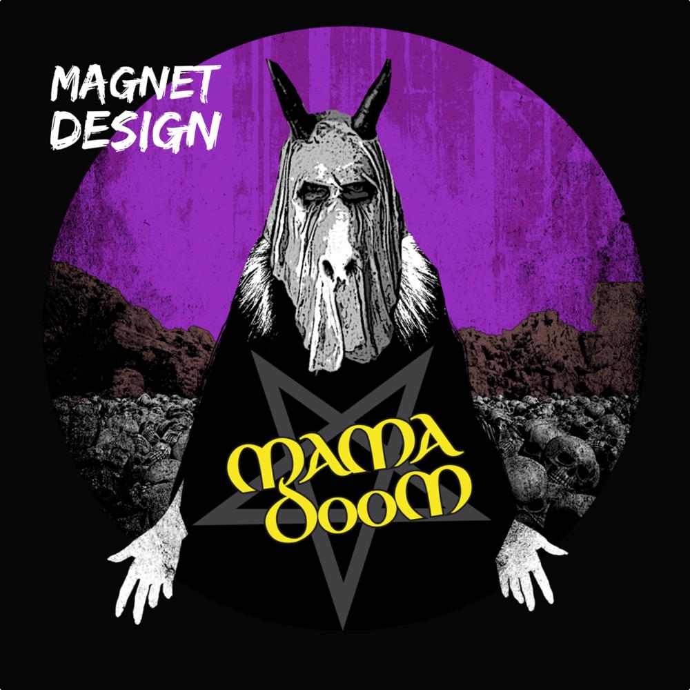 MaMa Doom - Ash Bone Skin N Stone