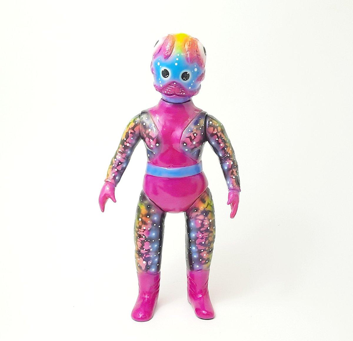 Image of Alien Pitt Neon GLX One Off custom