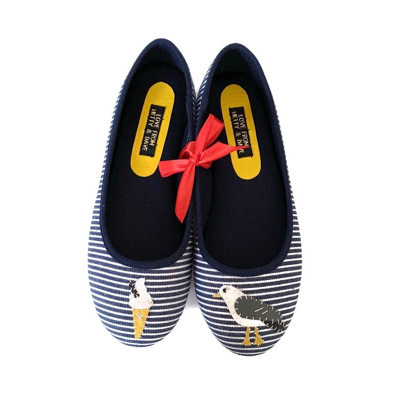 Image of FIVER OFF! Thieving Seagull Shoes