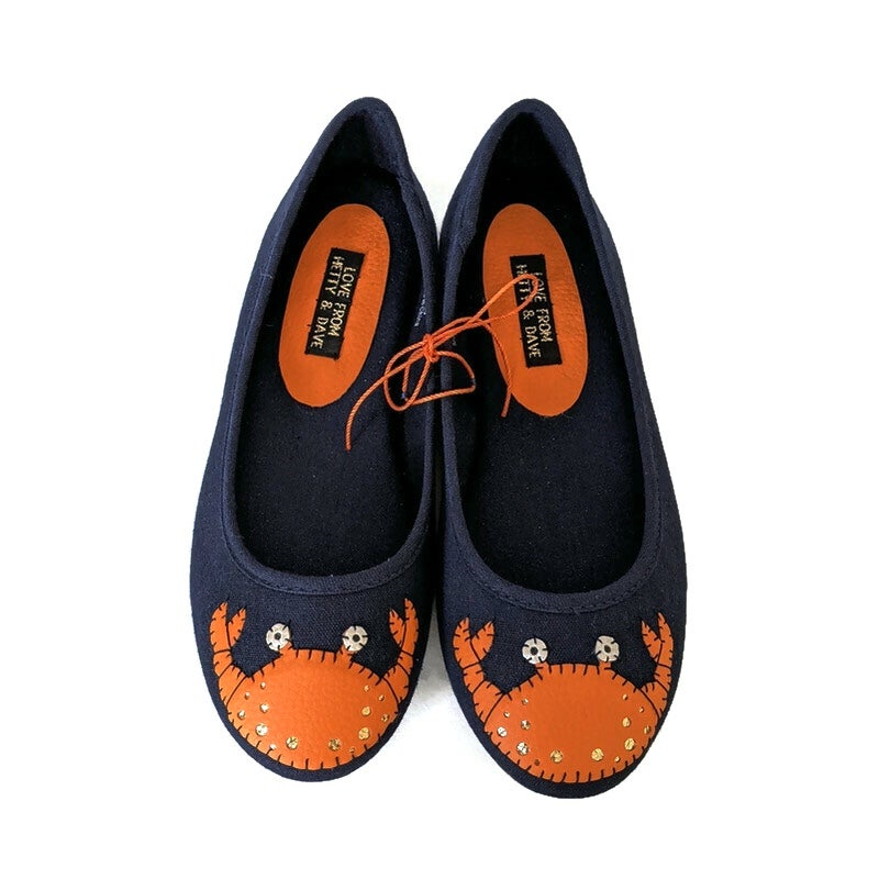 Image of FIVER OFF! Mr Crab Shoes