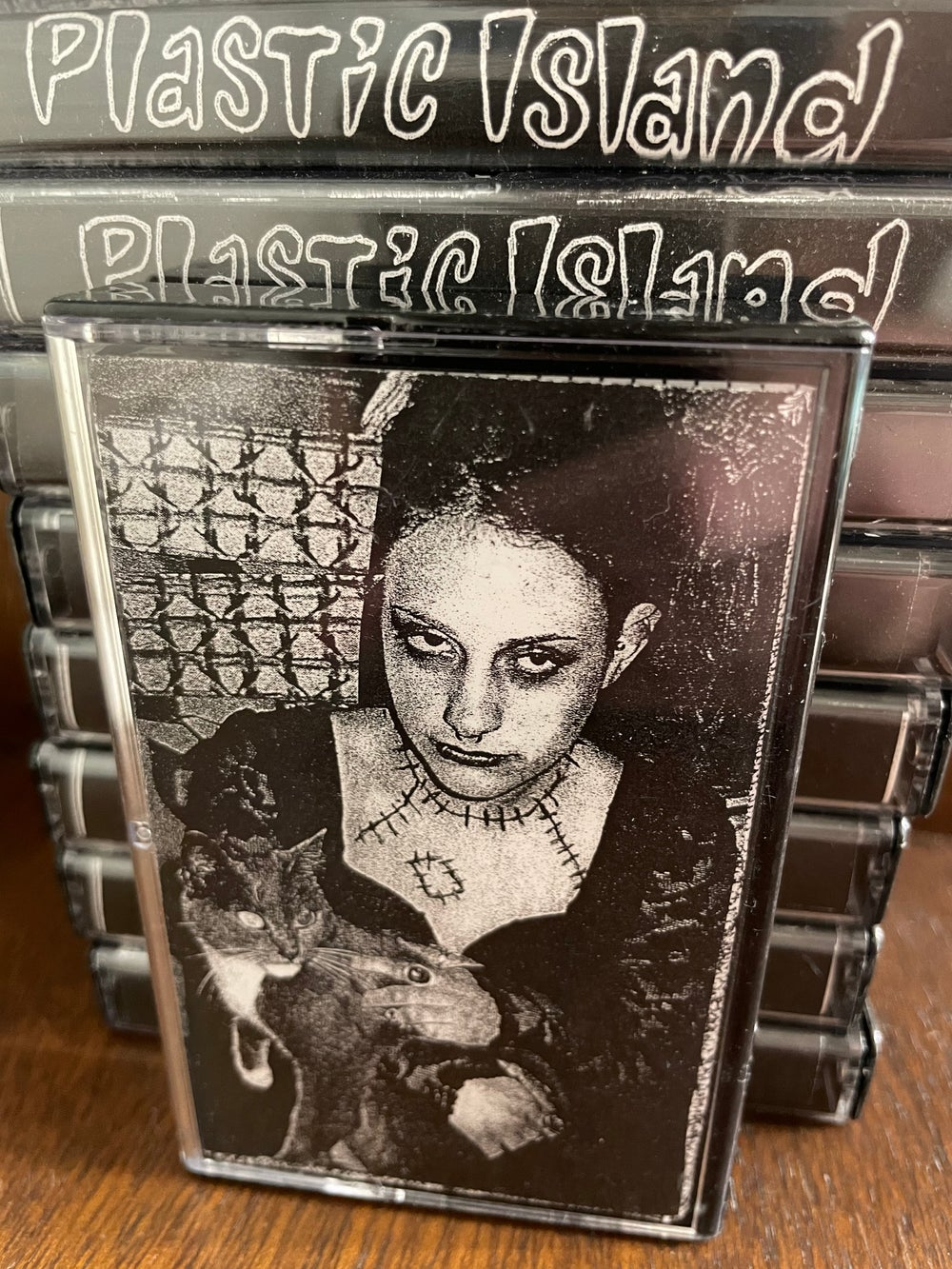 Image of Plastic Island Volume 4: Songs About Cats