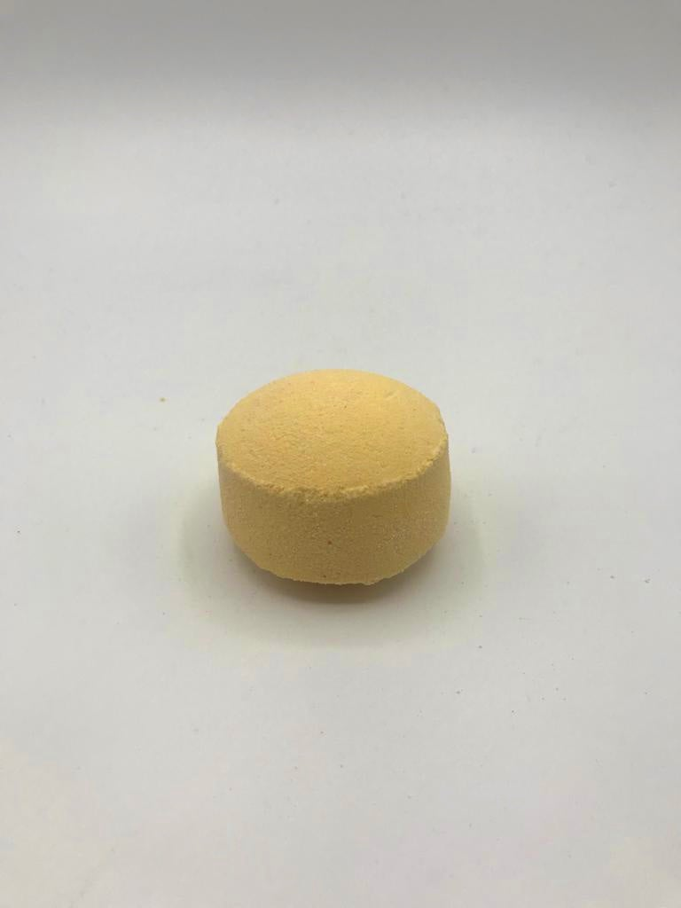 Sherbet Lemon Shower Bomb
