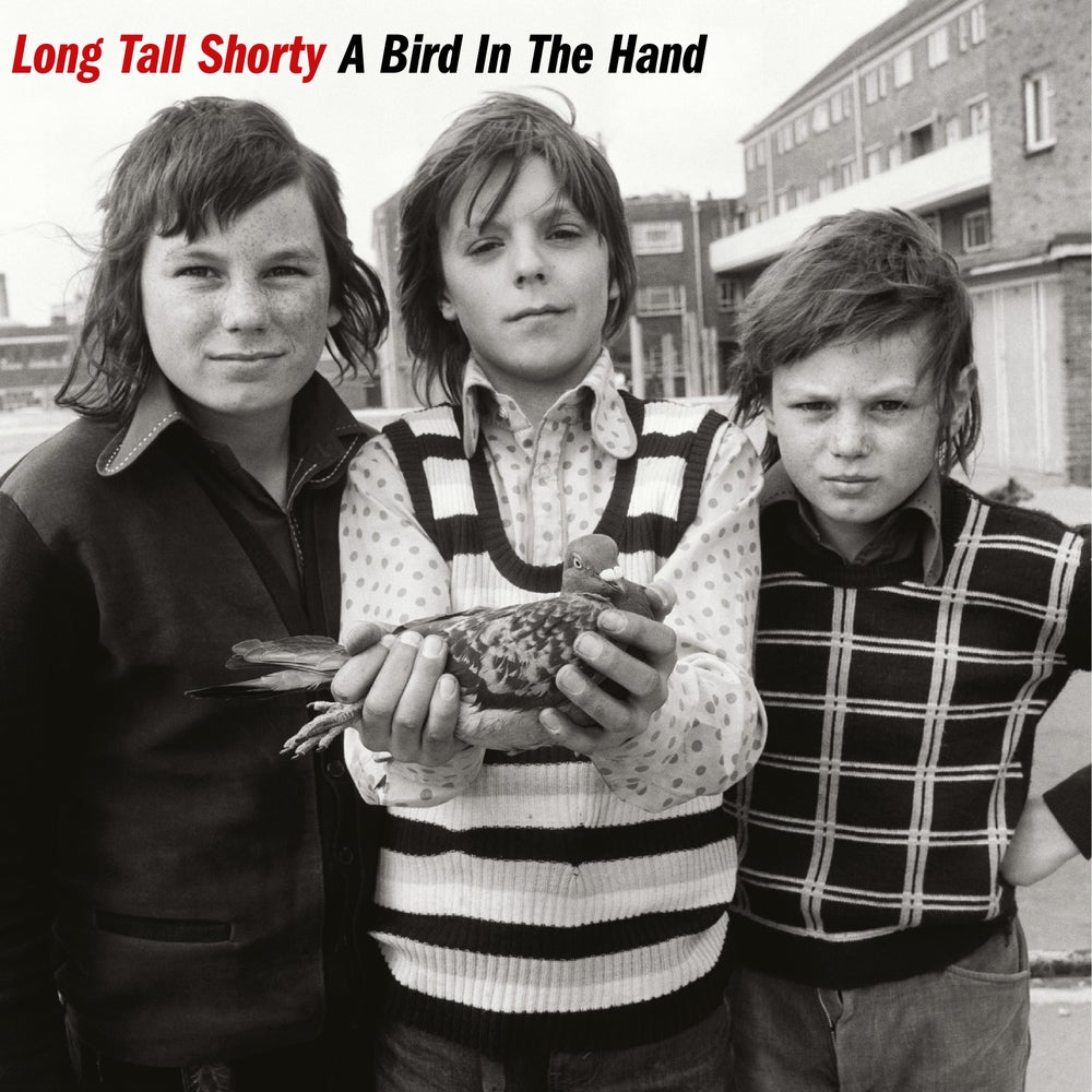Image of Long Tall Shorty - A Bird In The Hand - Red Vinyl (Pre-Order LP)