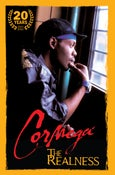 """Image of CORMEGA """"THE REALNESS"""" 20 YEAR ANNIVERSARY CASSETTE (LIMITED)"""